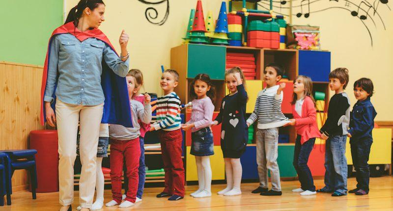 L'Association rappelle l'importance de la garde scolaire pour les élèves de maternelle 4 ans à temps plein en milieu défavorisé