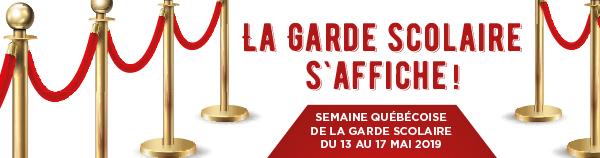 Clôture de la Semaine québécoise de la garde scolaire