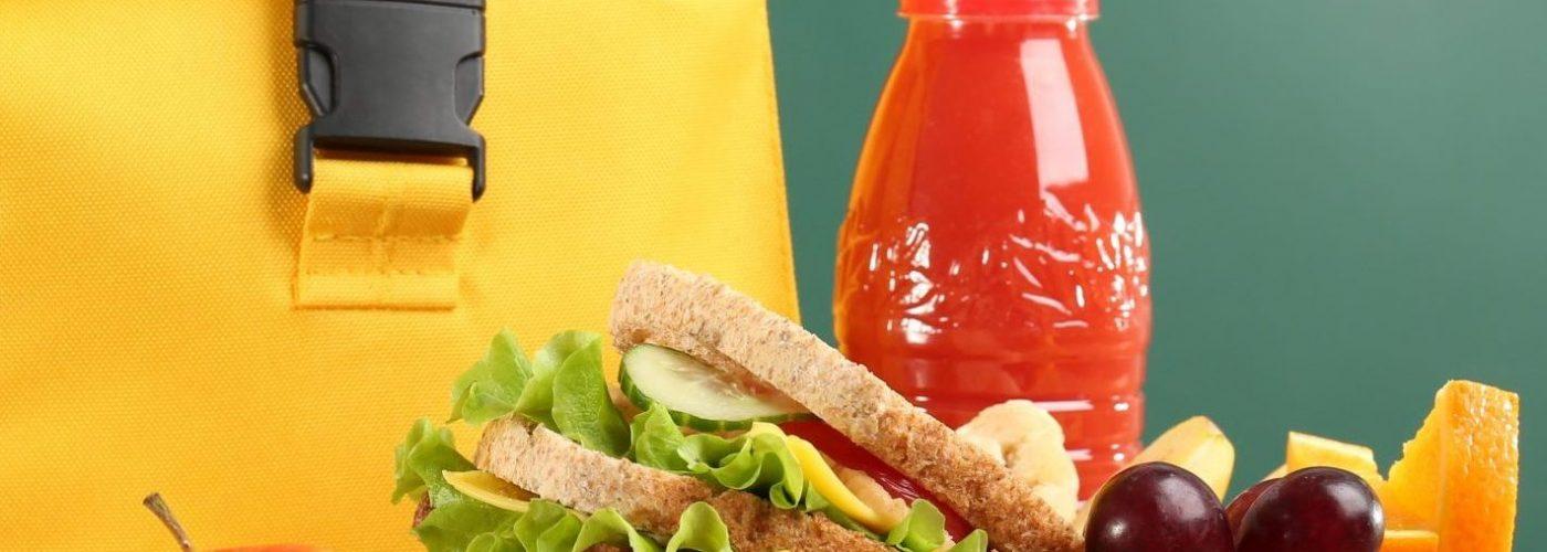 Un lunch nutritif pour tous : entre l'idéal et la réalité!